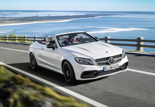 Alle gebrauchten Mercedes Benz C 63 AMG auf einen Blick