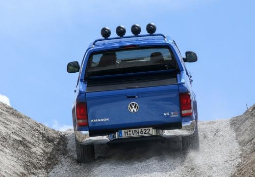 VW Amarok 3.0 TDI 4MOTION (seit 2016) Heck