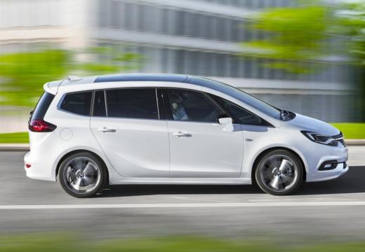Opel Zafira 1.4 Turbo (seit 2016) Seite rechts