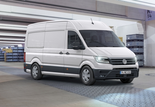 VW Crafter 30 TDI (seit 2016) Front + rechts
