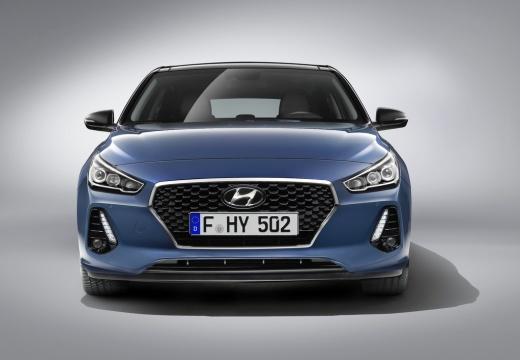 Hyundai i30 1.0 T-GDI (2016-2016) Front