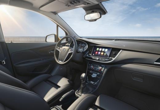 Opel Mokka X 1.6 ecoFLEX Start/Stop (seit 2016) Innenraum