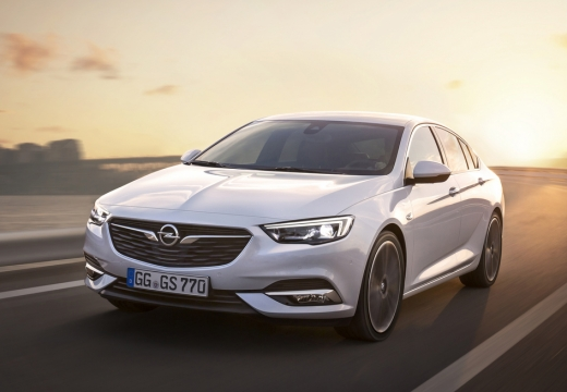 Opel Insignia Grand Sport 1.5 Direct InjectionTurbo (seit 2017) Front + links